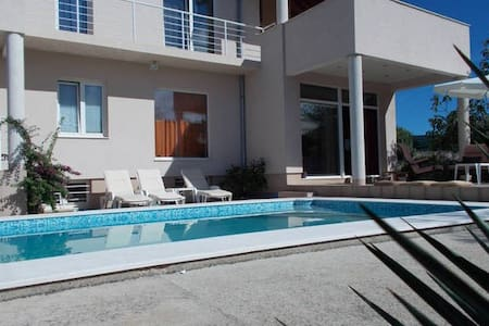 room M in villa with swimming pool - Vela Luka