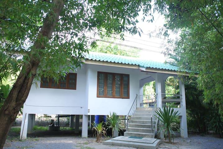 Baan Keaw Kan - Island garden home I 苏梅花园回家