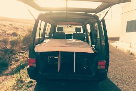 VW Caravelle T4 - Playa Quemada - Altres