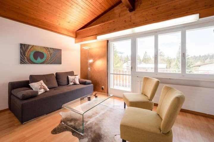 Casa Anita, (Laax Dorf), 37020, 2 room apartment