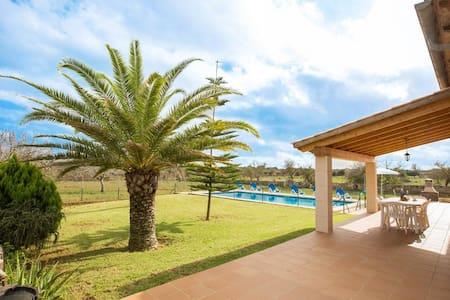 Villa Mallorca PortoCristo piscina - Porto Cristo
