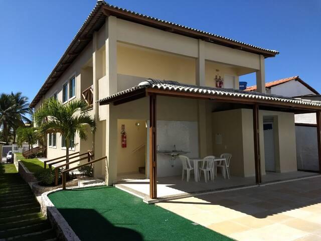 Village Vila Verano Ap 001 - 400m Praia Flamengo