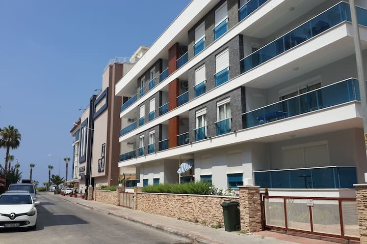 Modern apartment in Alanya at the Cleopatra Beach