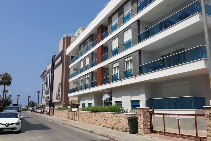 Modernes Apartment in Alanya am Kleopatra Strand