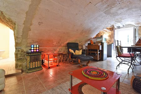 studio de charme voûté - Saze - อพาร์ทเมนท์