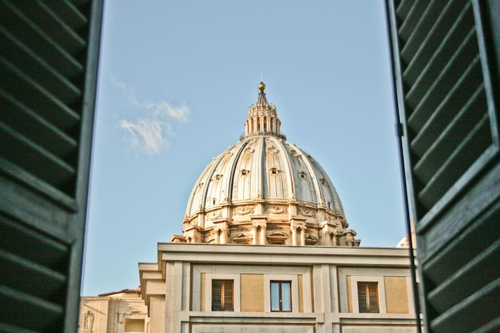 Vaticano S.Peter Amazing View - Rom