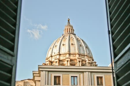 Vaticano S.Peter Amazing View - 罗马 - 公寓