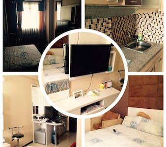 Studio Type The Suites Metro Apartment - Buahbatu
