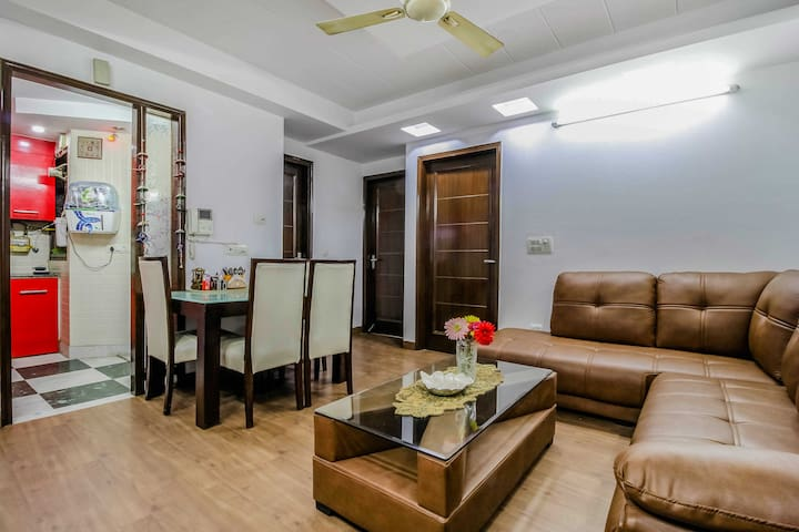Clean&Independent home in Central Delhi