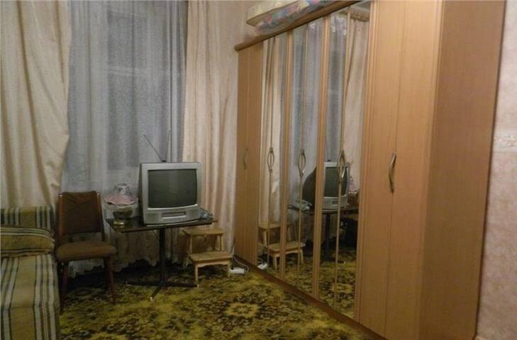 Уютная квартира для гостей города - Отрадный - Apartamento