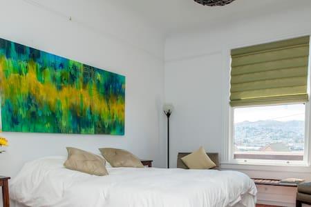 Guest Room Francesca Verde - San Francisco