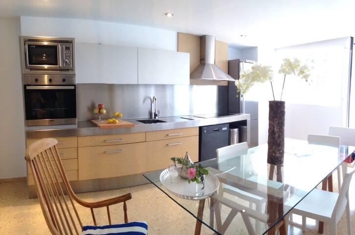 1 Apartamento  larga estancia - Valencia - Apartment
