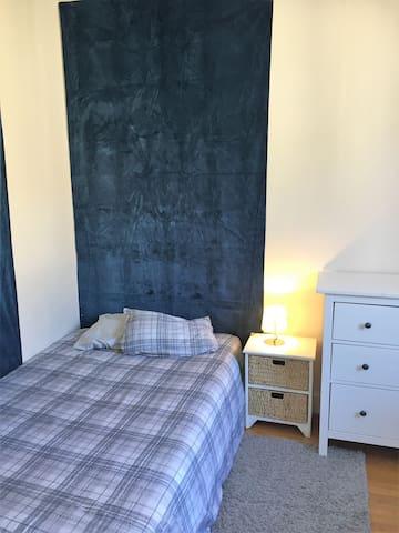 Chambre chez l'habitant à  Nantes centre ville