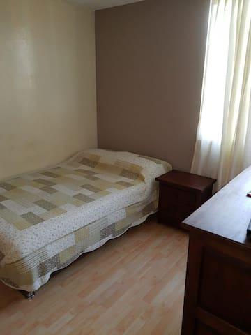 Habitación individual, Usaquén, cerca cc y transp.