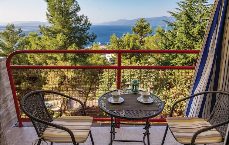 Holiday apartment with 1 bedroom on 44m² in Rijeka