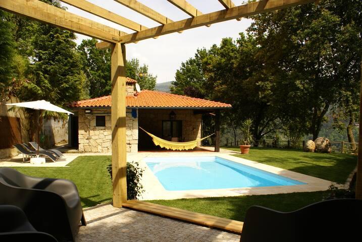 Casa da Terra - Gerês - Portugal