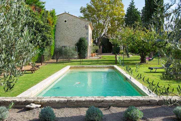 An haven of peace in Provence - Verquières - Huis