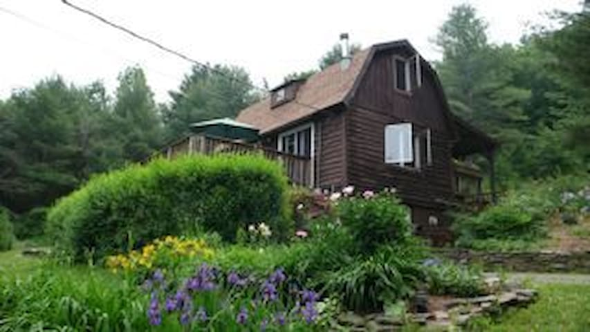 The Herbal Bear Catskill Cabin