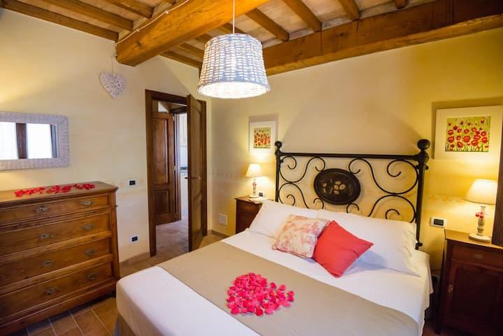 Borgocuore:casa Lavanda & Rosmarino