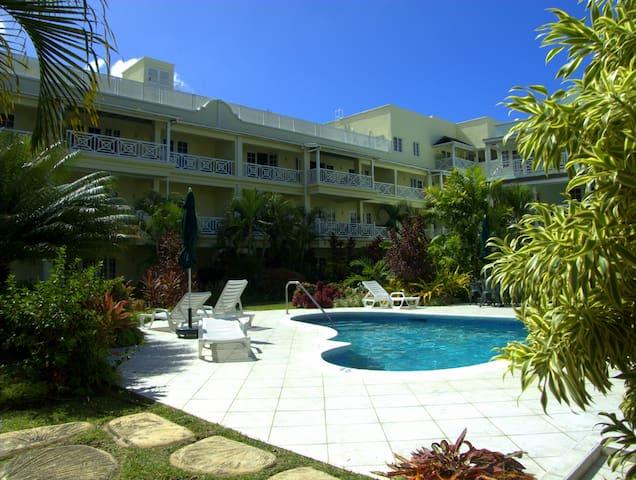 14 Margate Gardens 2 bedroom Apt - Bridgetown - Lakás
