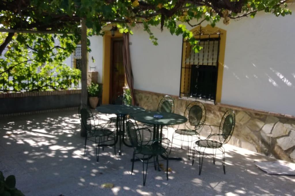 Casa rural la huerta alcala la real y montefrio casas for Pisos alquiler alcala la real
