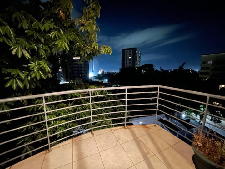 Beautiful cozy Apartment -San Benito San Salvador.
