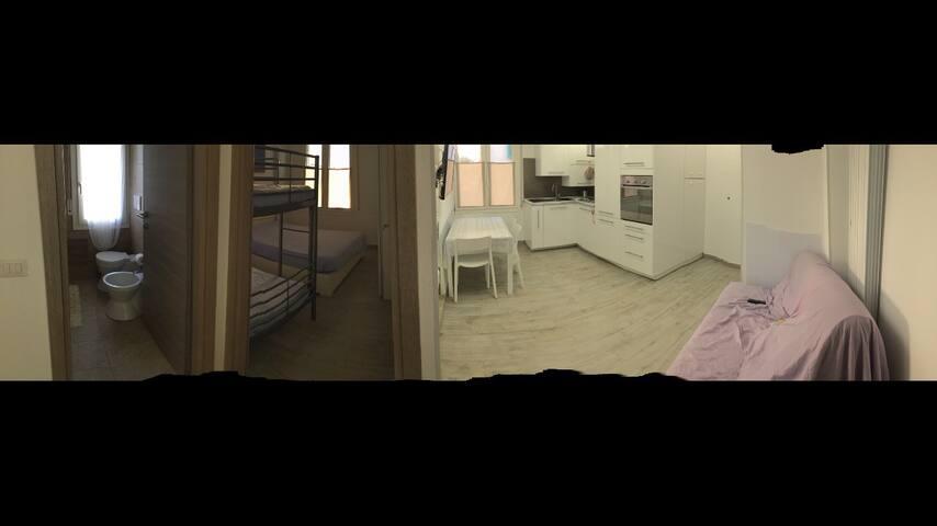 10mt dal mare Casa vacanza Pietra L - Pietra Ligure - Apartmen