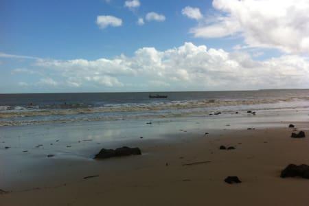 Casa de Praia - vila de pescadores