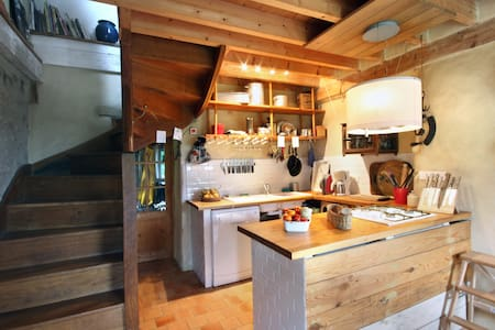 Gîte écologique EcoFriendly cottage - Ushant - บ้าน