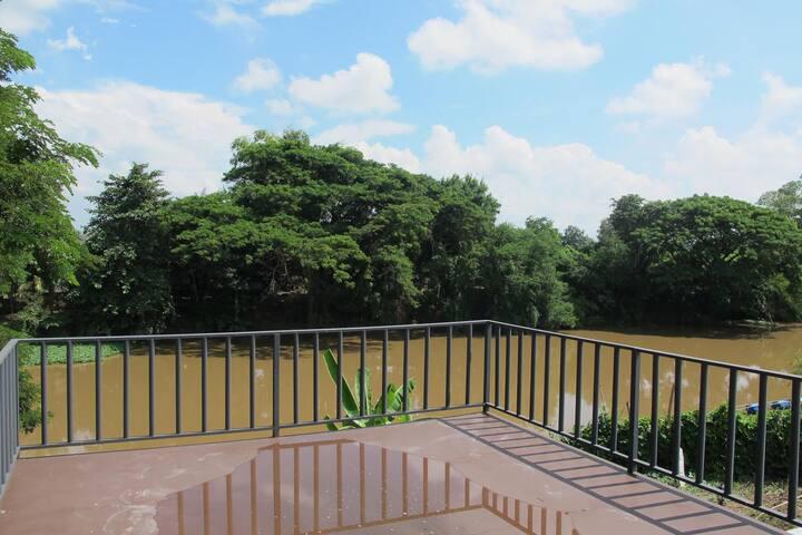 2 Bedrooms Villa - River view - Chiang Mai - Villa