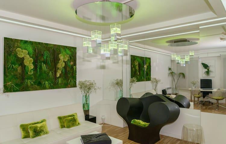 Architect apartment - Paris - Apartemen