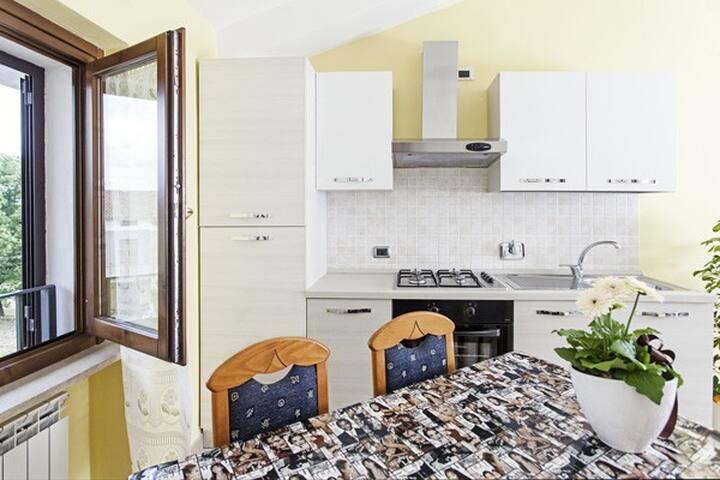 Accogliente appartamento ad Assisi - Rivotorto - อพาร์ทเมนท์