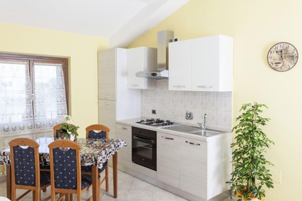 Accogliente appartamento ad Assisi - Appartamenti in affitto a Rivotorto, Umbria, Italia