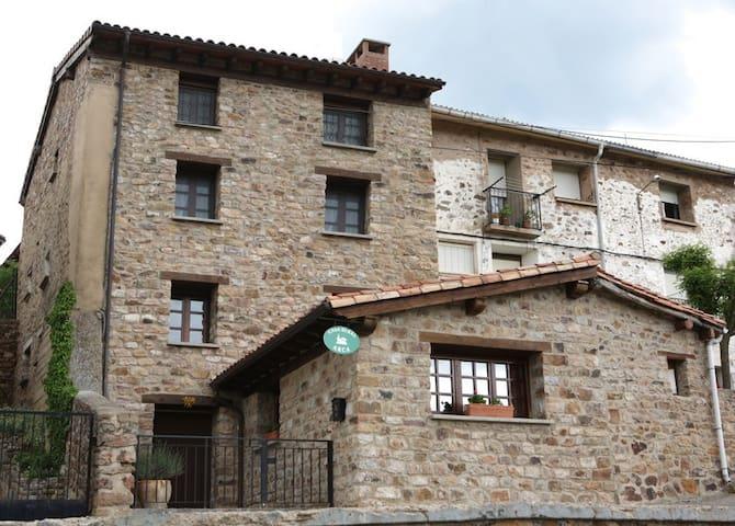 Apartamento rústico en Cameros - Lumbreras - Appartement
