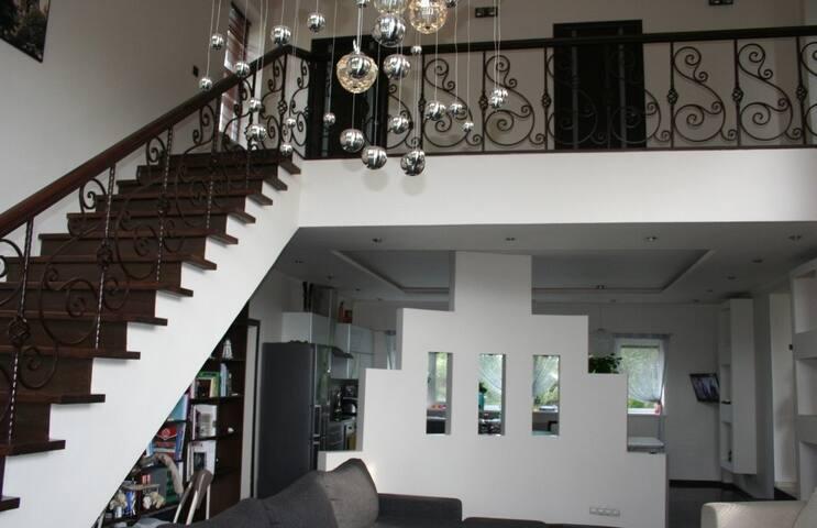 Divniy dom - Barnaul - Dům