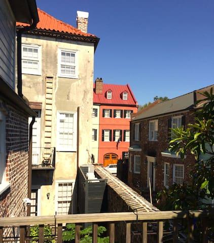 Quaint Downtown Suite-LGBT Friendly - Charleston - Haus