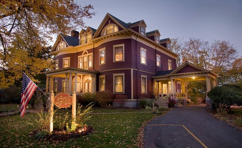 Relaxed Luxury in Rockland, ME - Rockland - Bed & Breakfast