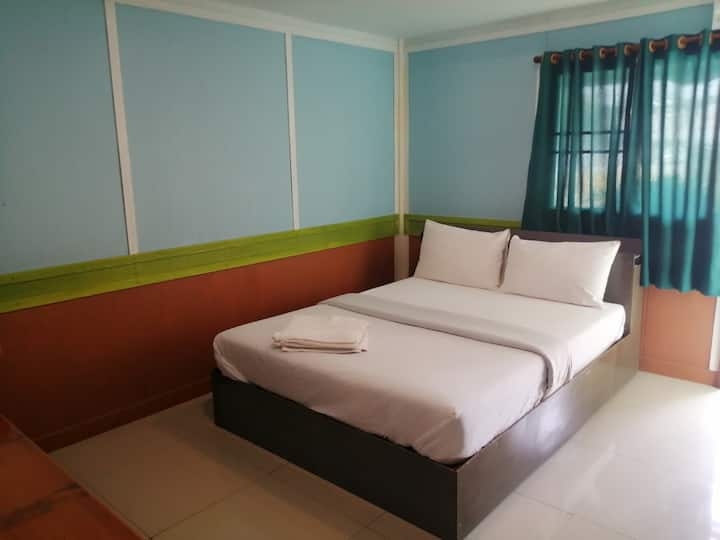 Affordable Standard Queen @ Nang Phraya Resort