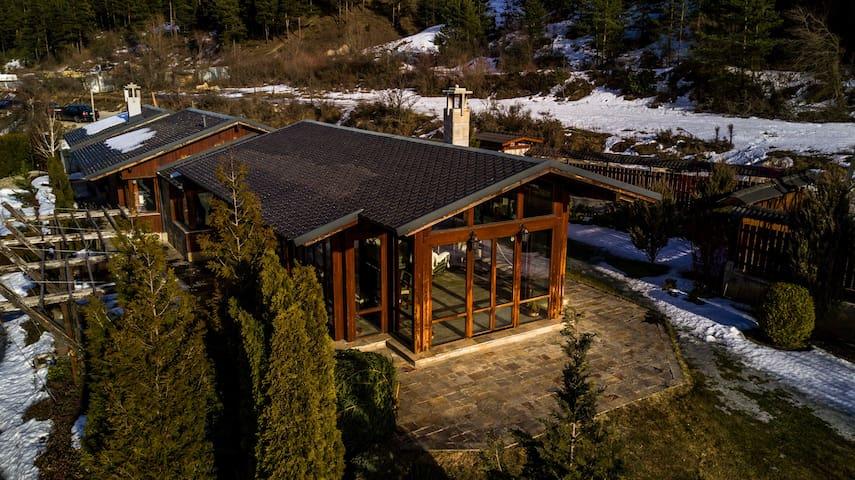 Luxury Spa Chalet  Bansko - 2