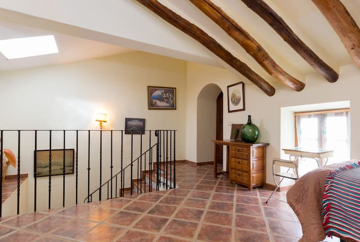 Wonderful Villa in a beautiful area - Villanueva del Trabuco - Villa
