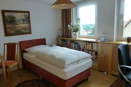 Einzelzimmer in schöner Stadtlage - Zwickau - 独立屋