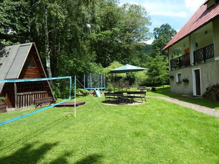 Preiswertes Studio im schönen Eulengebirge!