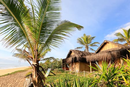 Bangalôs  MAMAZOO ' Mar ' - Pé na areia de Caraiva