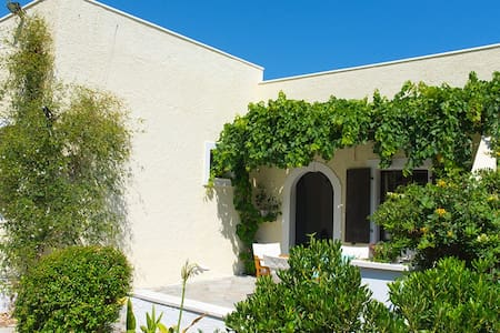 Jasmine house in Crete - Sitia