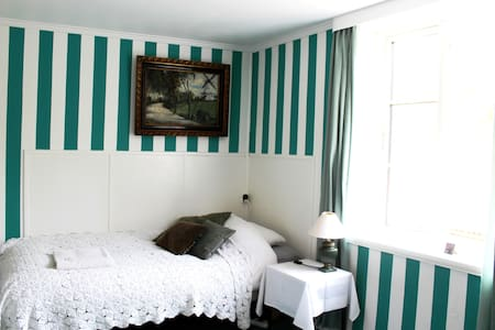 Single room at The Old Pharmacy - Grasten - Bed & Breakfast