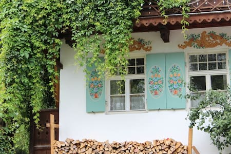 Beautiful room in bavarian house - Wolfratshausen - Huis