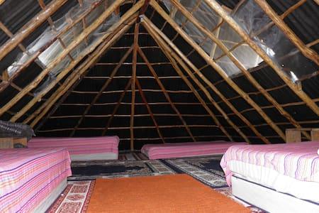 Bed in dorm Tapango Mayan Palapa - Francisco Hu-may - Penzion (B&B)