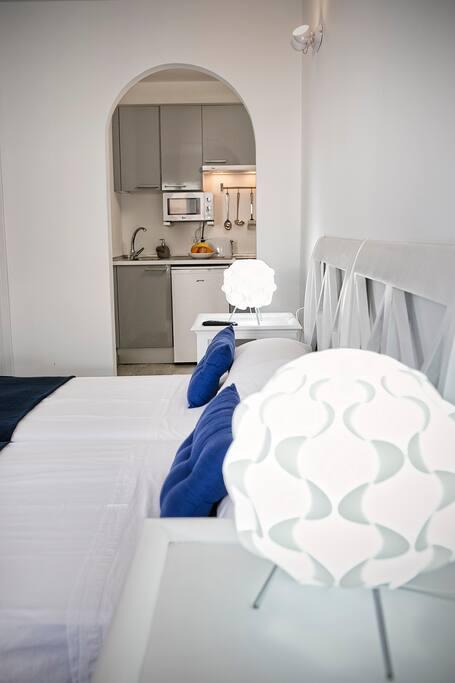 Apartamento Big Twin - 2 camas grandes