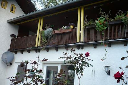 Zimmer im Grünen und doch stadtnah - Leichlingen