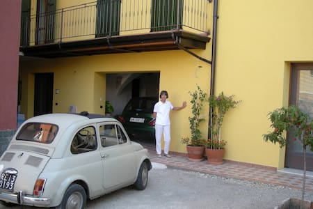 house 15 minutes from Garda Lake - House